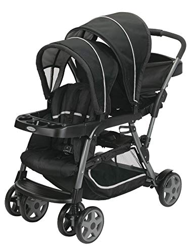 Graco RoomFor2 Stand And Ride Double Stroller, 2012