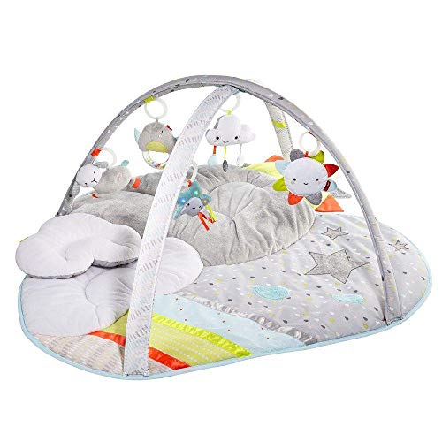 Skip Hop Silver Lining Cloud Baby Play Mat & Activity Gym