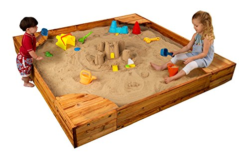 used KidKraft Backyard Sandbox
