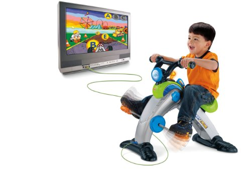 Fisher Price Smart Cycle Pro ( Old Version)