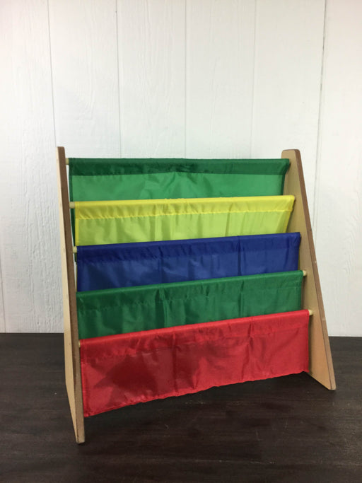 used Tot Tutors Book Rack