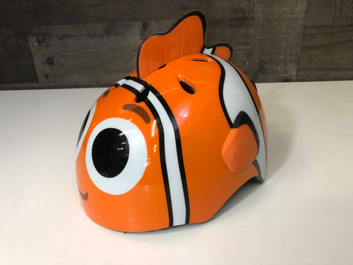 used Bell Disney Nemo Bike Helmet