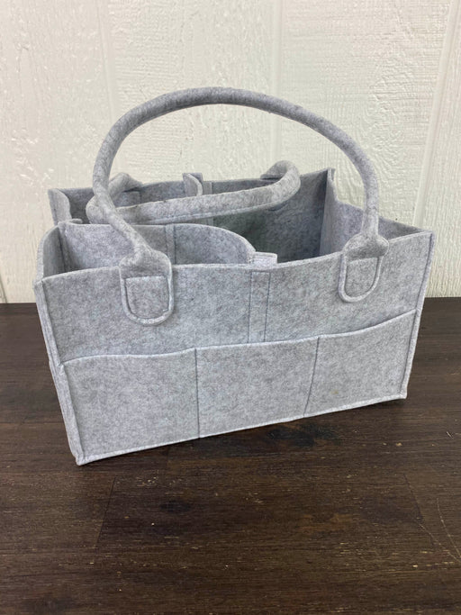 used Parker Baby Co. Diaper Caddy