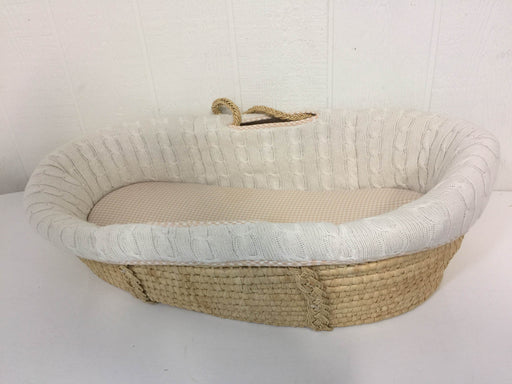 secondhand Tadpoles Moses Basket