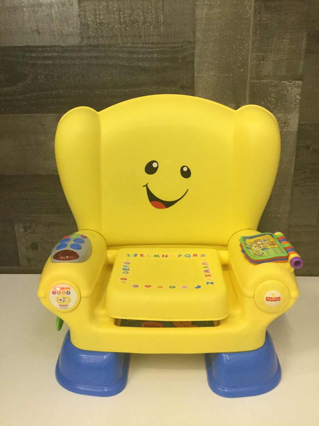used Fisher Price Laugh & Learn Smart Stages Chair