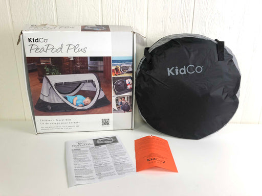 used KidCo PeaPod Portable Travel Bed Plus
