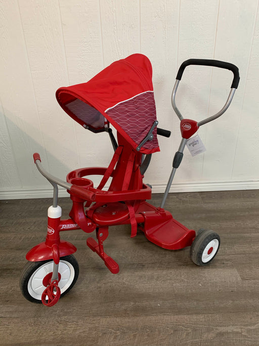 used Radio Flyer Steer & Stroll Trike