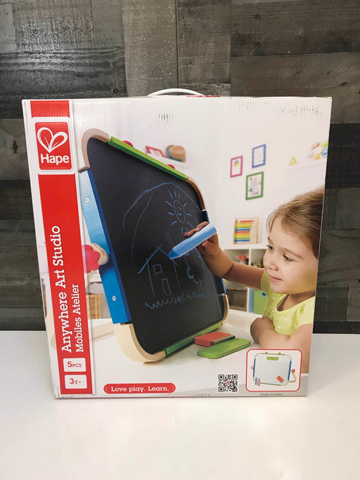 Hape Anywhere Table Top Art Studio