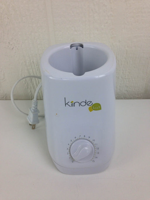 used Kiinde Kozii Bottle Warmer And Breastmilk Warmer