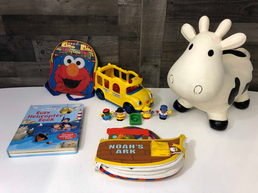 BUNDLE Large Toddler Toy Bundle