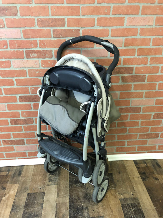 Chicco Cortina 30 Travel System Stroller, 2013