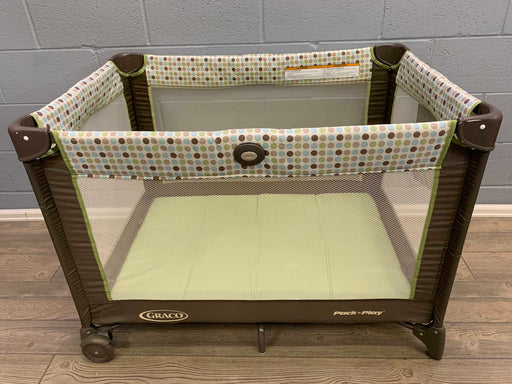 secondhand Graco Pack 'n Play Playard