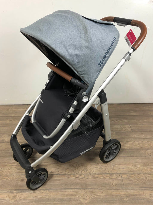 used UPPAbaby CRUZ Stroller, Gregory (Blue Melange), 2018