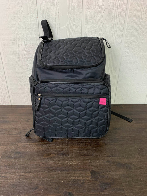 used NiAlyDesign Niali Nylon Quilted Breast Pump Backpack
