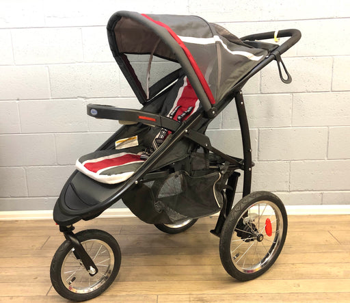 Graco Fast Action Fold Jogger Click Connect Stroller, 2017