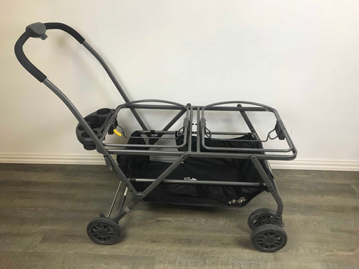 used Joovy Twin Roo Car Seat Stroller