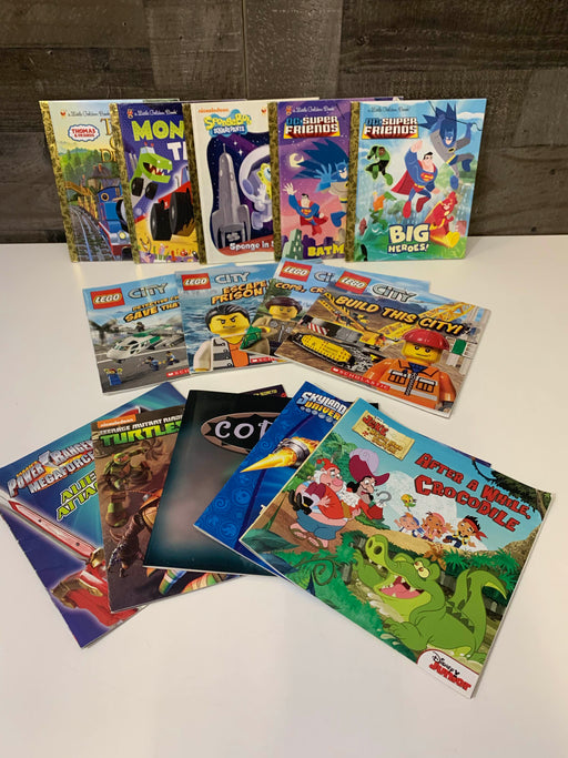 used BUNDLE Picture Books
