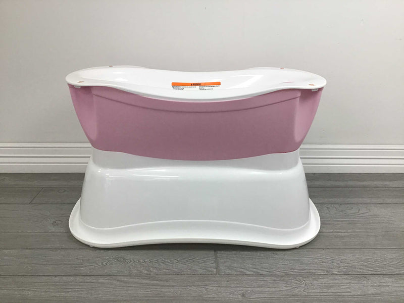 used Summer Infant Right Height Bath Tub