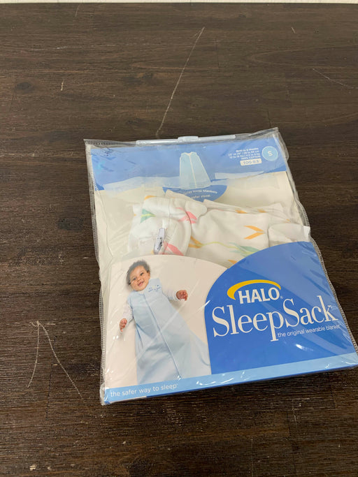 used Halo Cotton Sleepsack