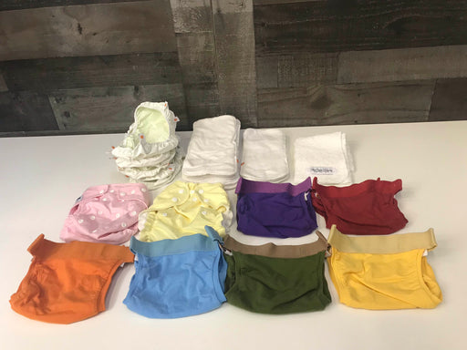 used gDiapers Cloth Diapers And More, Medium