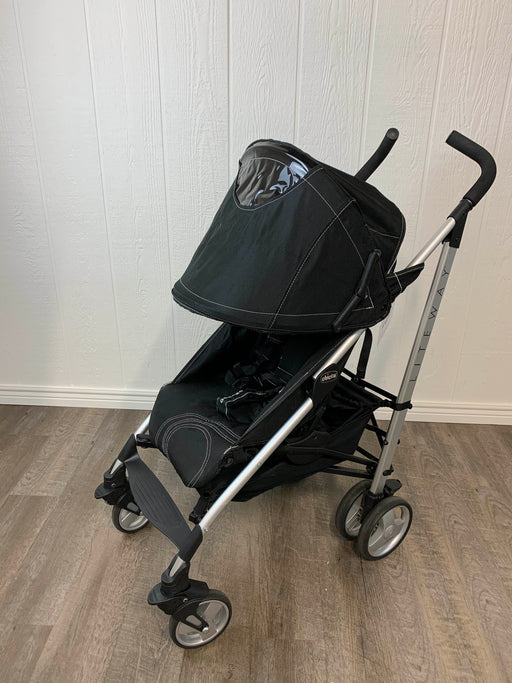 used Chicco Liteway Stroller, 2013