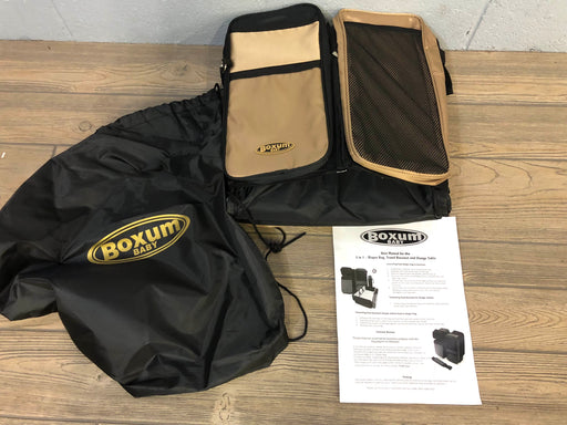 Boxum Baby 3-n-1 Diaper Bag