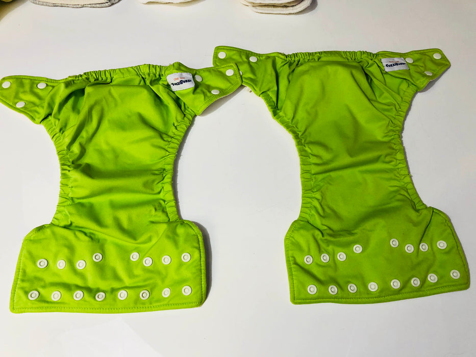 Cloth Diaper Variety Set With Inserts