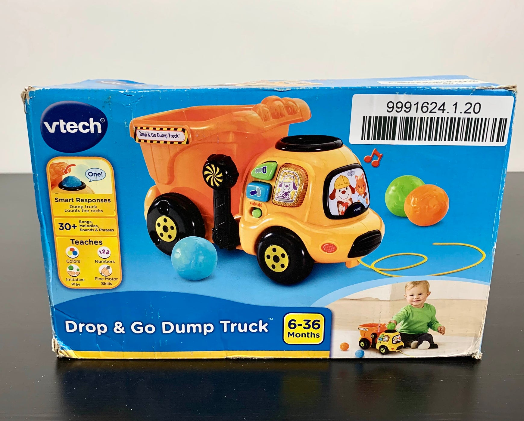 used VTech VTech Drop And Go Dump Truck