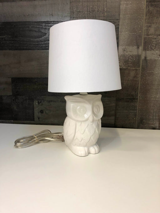 Land Of Nod Not So Nocturnal Owl Lamp