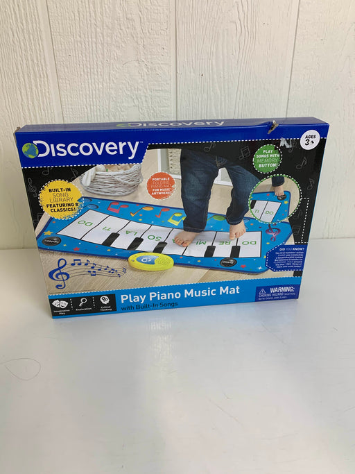 used Discovery Kids Step Piano Mat