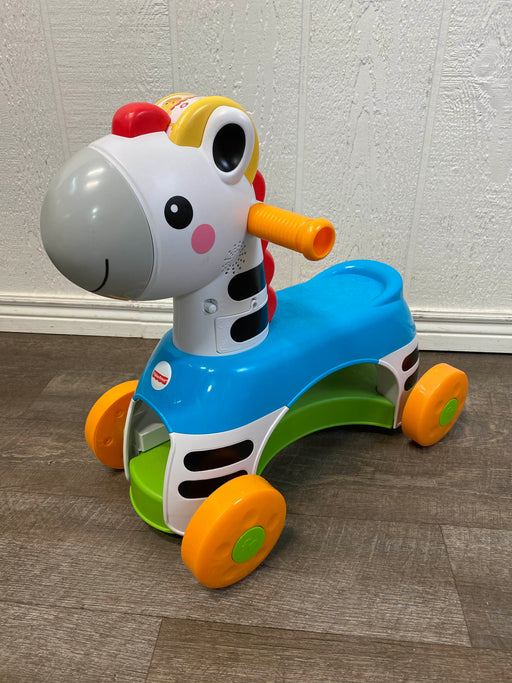 used Fisher Price Rollin' Tunes Zebra