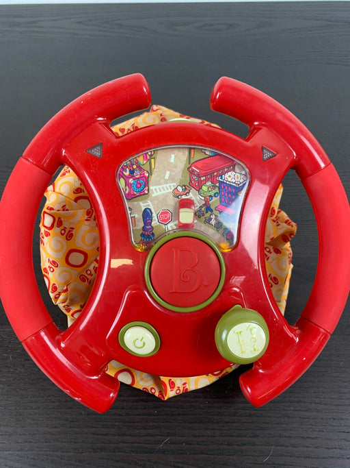 used B. Toys You Turns Driving Wheel
