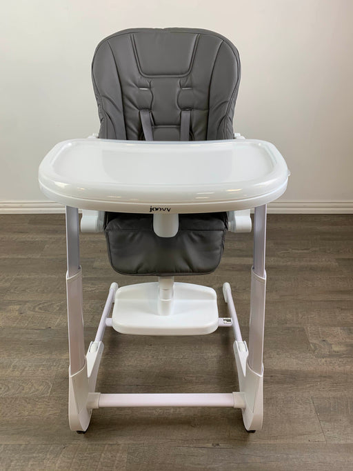 used Joovy FooDoo High Chair, Charcoal