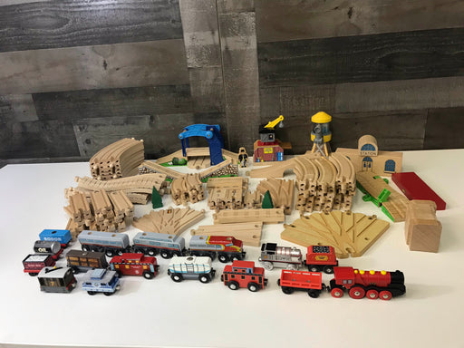 BUNDLE Trains And Tracks