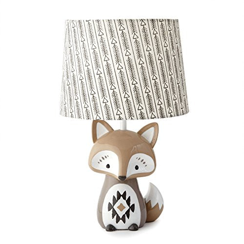 Levtex Baby Fox Lamp