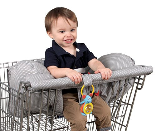 Leachco Prop 'R Shopper Body Fit Shopping Cart Cover