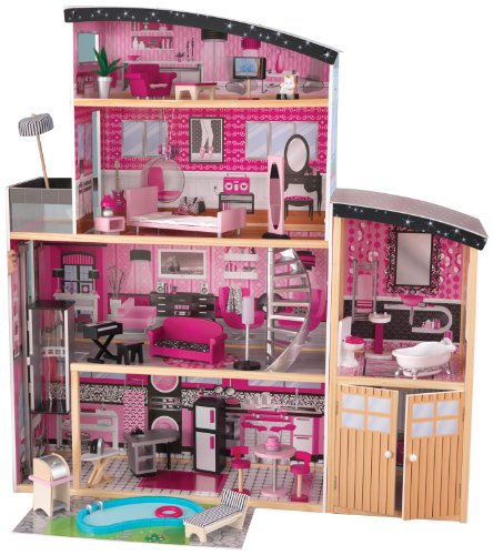 KidKraft Sparkle Mansion Dollhouse