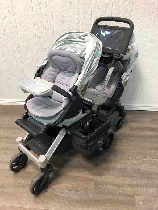 used Orbit Baby G2 Stroller With Helix Upgrade