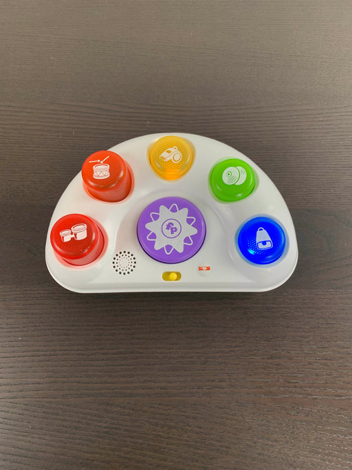 used Fisher Price Pop Up Lights N Sounds Drum Pad