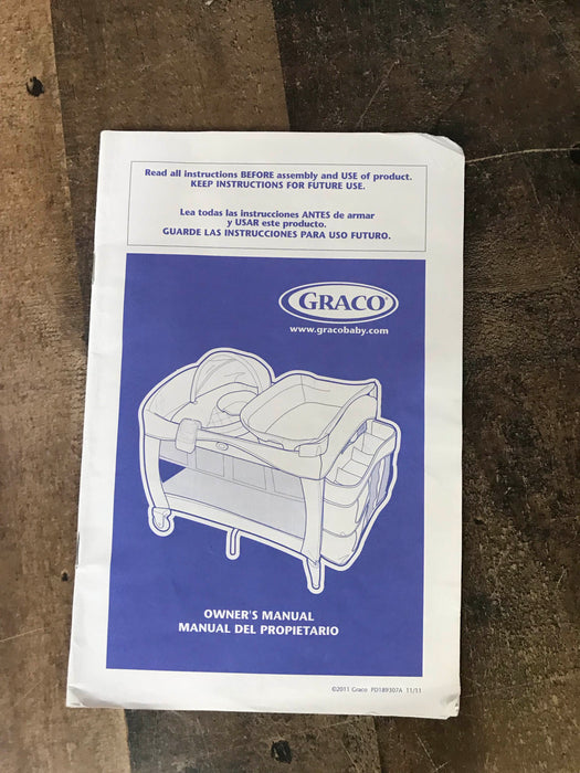 Graco Graco Pack N Play Portable Napper Deluxe Good Buy Gear