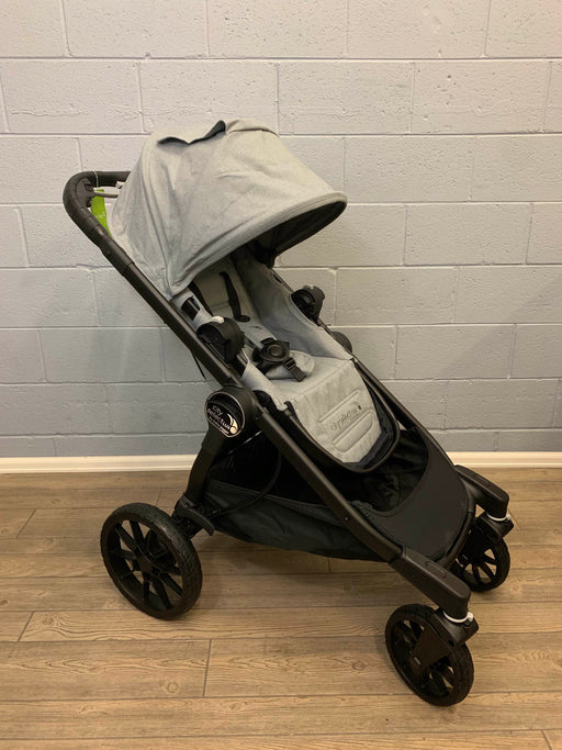 used Baby Jogger City Select Lux Stroller, Slate, 2017