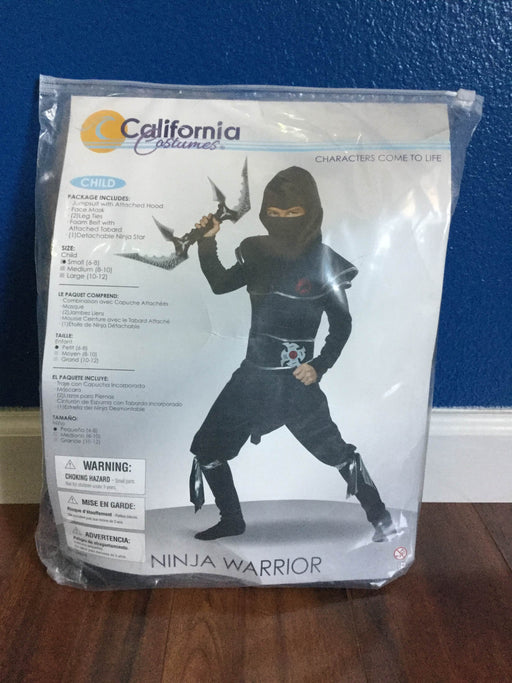 used California Costumes Ninja Warrior