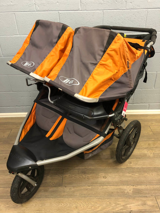 used BOB Revolution Duallie Stroller, 2013