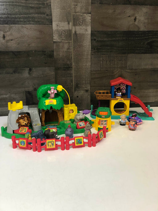 Fisher Price Bundle Of Little People Sets
