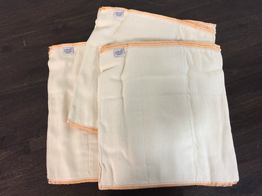 used Cloth-eez Prefold Diapers