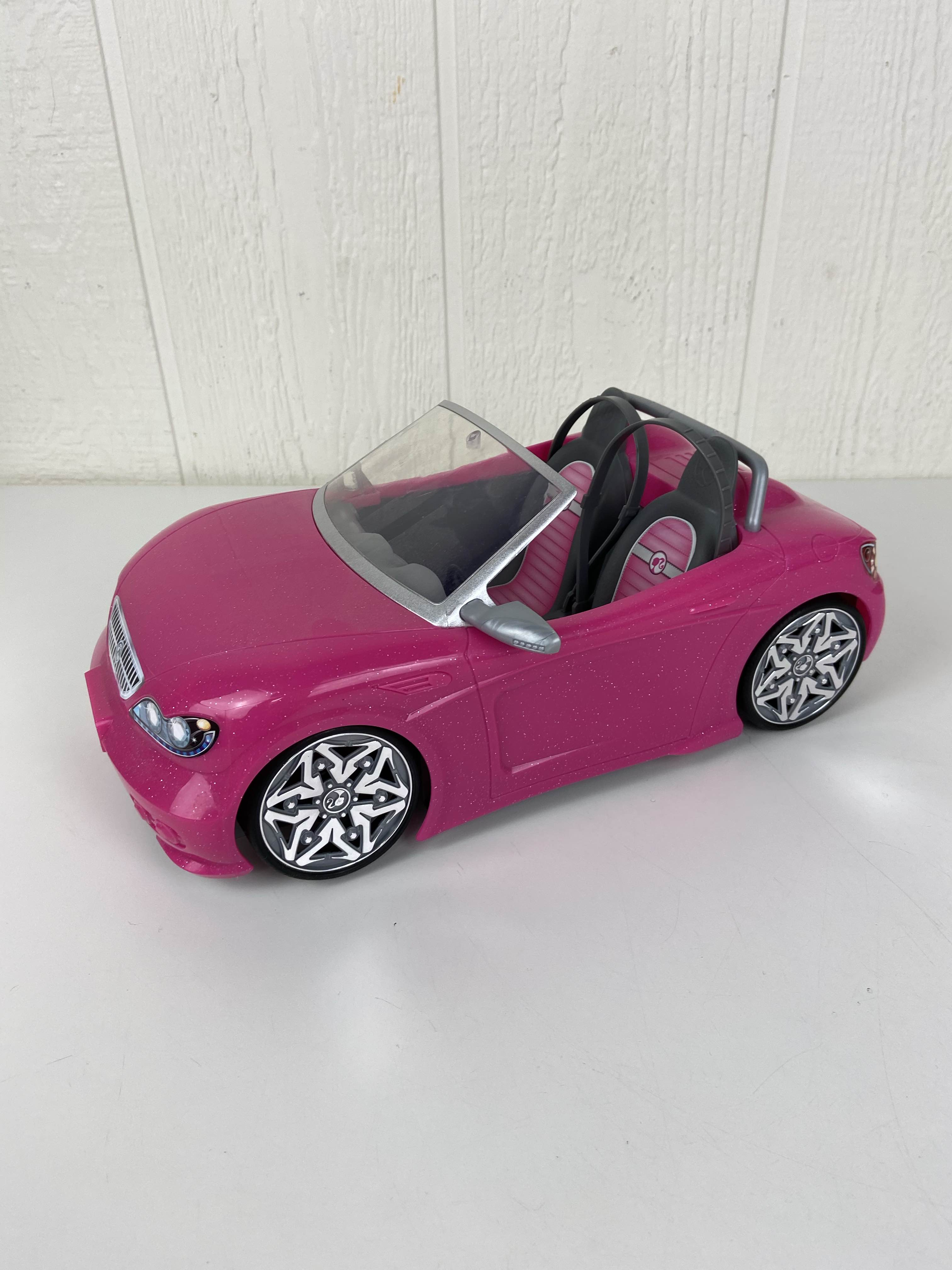 Barbie Pink Convertible