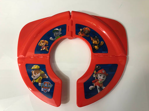 Ginsey Home Solutions Nickelodeon Paw Patrol Travel/ Folding Potty Seat