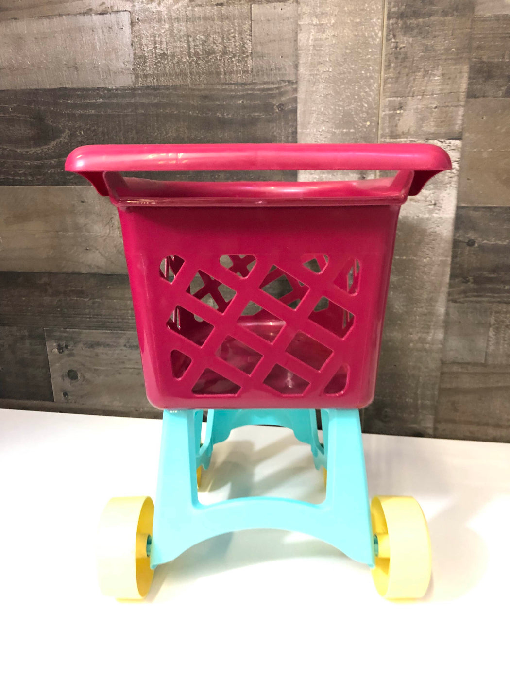 secondhand Battat Grocery Cart