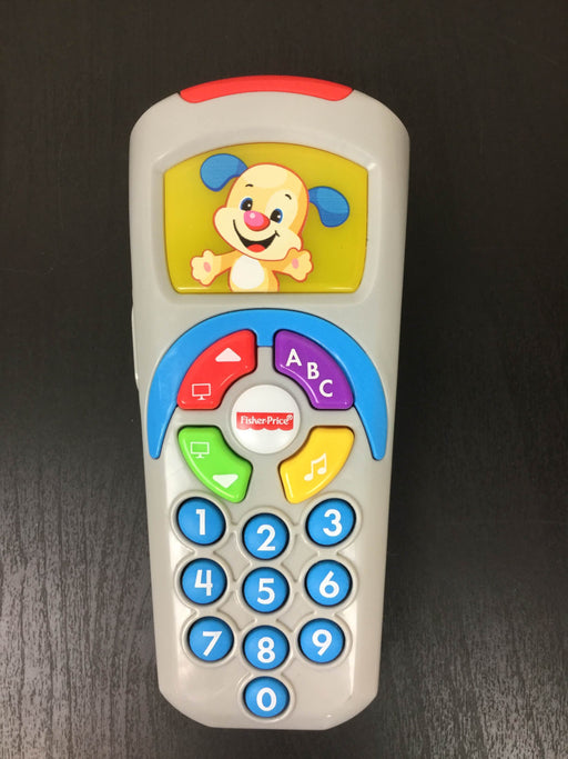 used Fisher Price Laugh & Learn Puppy's Remote