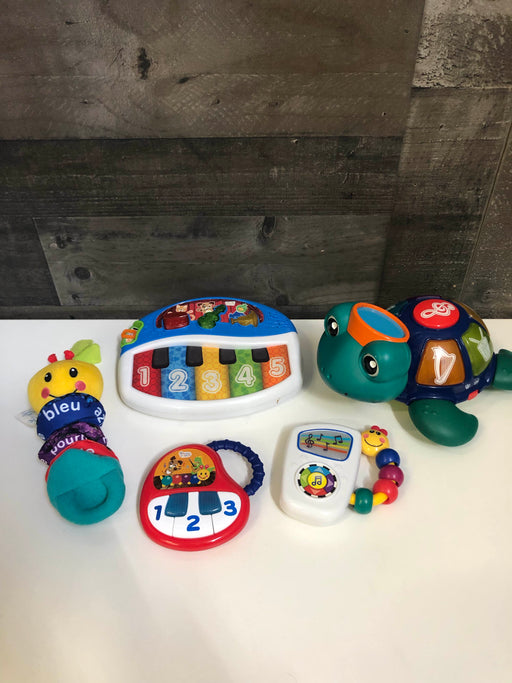 Baby Einstein Bundle Of Learning Toys
